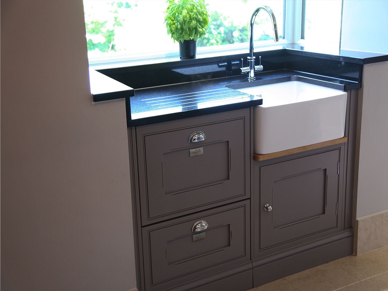 New Bespoke Kitchen Specialists Cheshire Puddled Duck