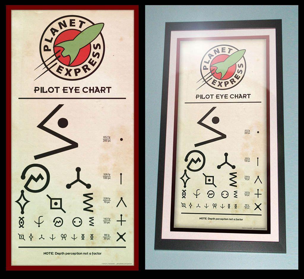 Futurama pilot eye chart in alien alphabet 1 by david johns futurama pilot eye chart in alien alphabet 1 by david johns geenschuldenfo Image collections