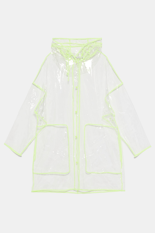 ba7deb417 Transparent raincoat in 2019   sibley style.   Transparent raincoat ...