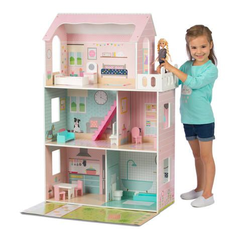 Traditional Dollhouse | Kmart | Kid's Christmas | Large dolls house