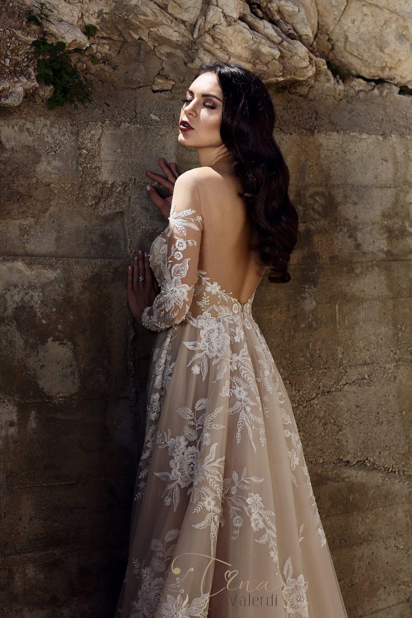 Wedding dress Fidelia new collection 2018 \