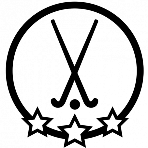 Feldhockey Logo by Mrs. Verena Champlin