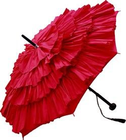 umbrella! so pretty