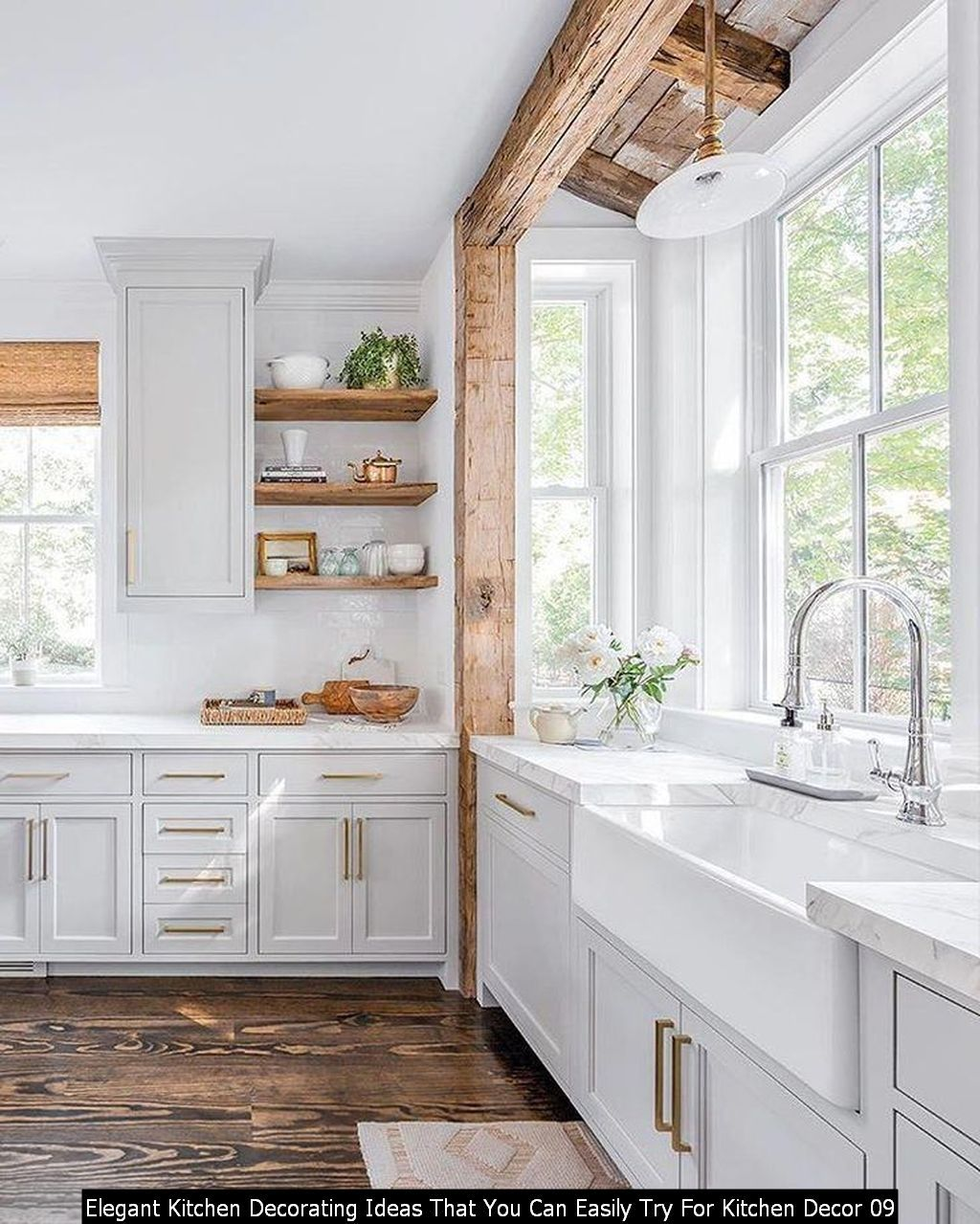 31 Awesome Kitchen Decoration Ideas Rustic Modern Kitchen Country Kitchen Home Decor Kitchen