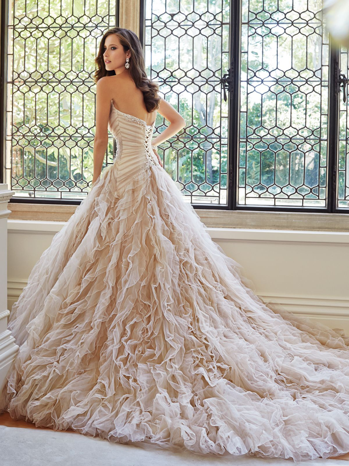 Sophia tolli wedding dresses 2014 collection wedding skirts and sophia tolli wedding dresses 2014 collection ombrellifo Choice Image