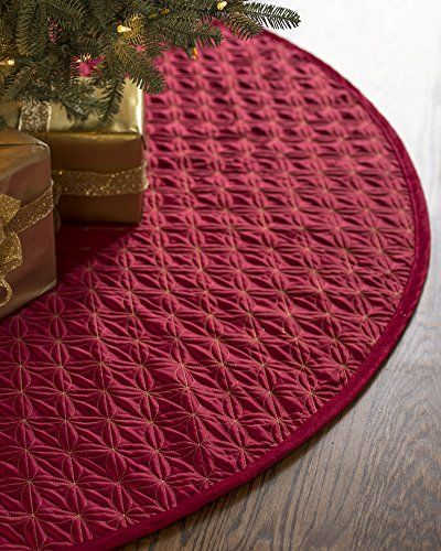 Christmas Tree Hill Lancaster Pa: Balsam Hill Lancaster Wedding Ring Quilted Tree Skirt