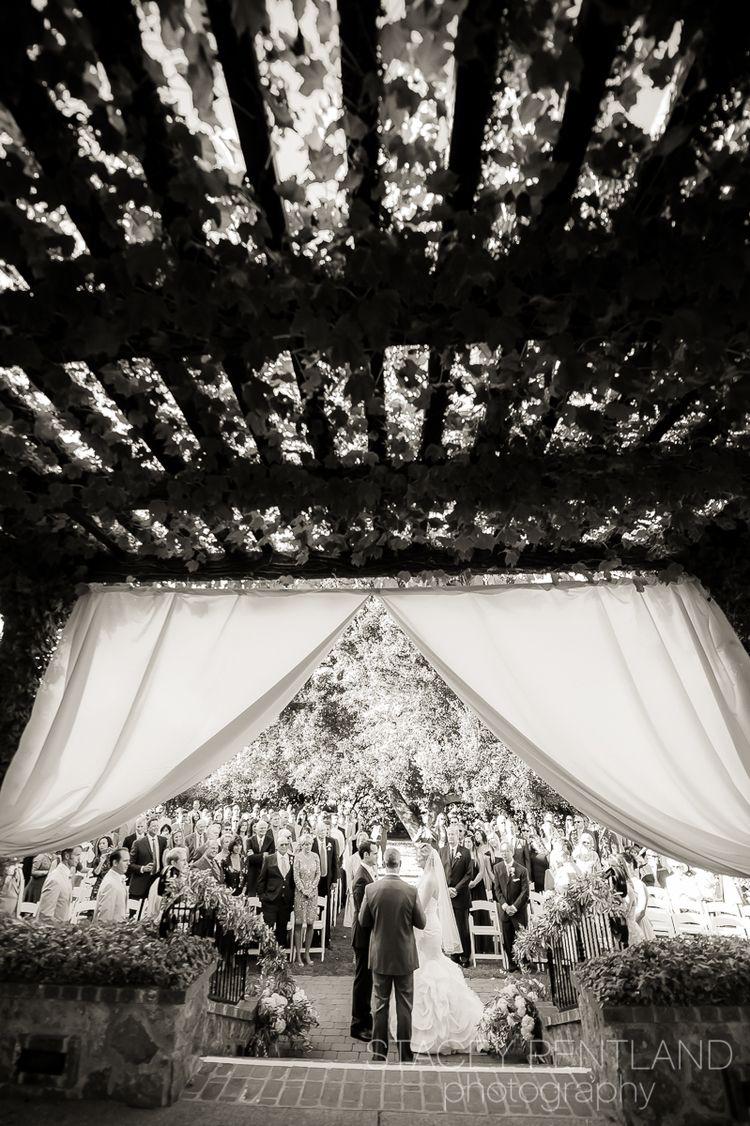 Classic wine country wedding emily u brant fairmont sonoma