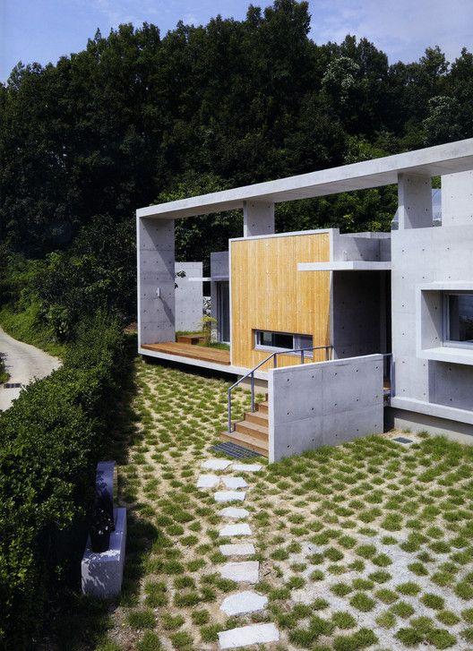 Rosamaria G Frangini   Architecture Houses   Mun Jeong Heon / A.M Architects, © Kim Jae Kyeong