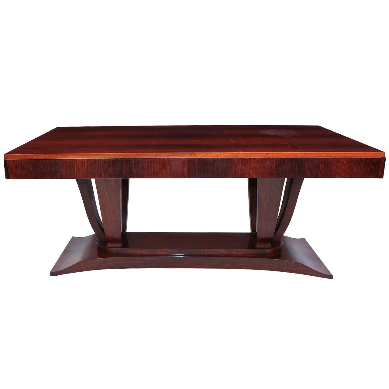 1stdibs Palissander Art Deco Dining Table Dining Table