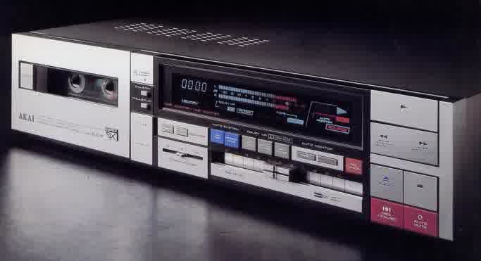 akai gx 7 1982 stereo cassette decks 4 i 2019 hifi. Black Bedroom Furniture Sets. Home Design Ideas