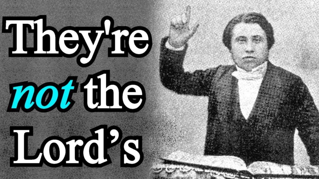 Storming the Battlements Charles Spurgeon Sermon