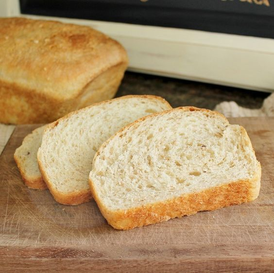 Quick Homemade Sandwich Bread - ready from start to finish in just over an hour!