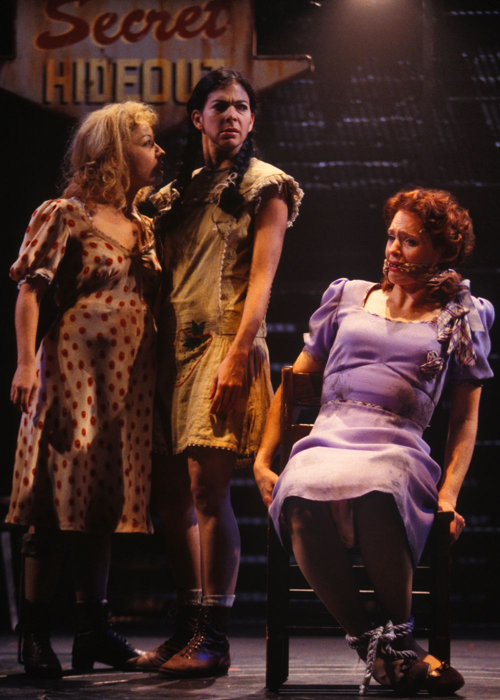 Urinetown on Broadway