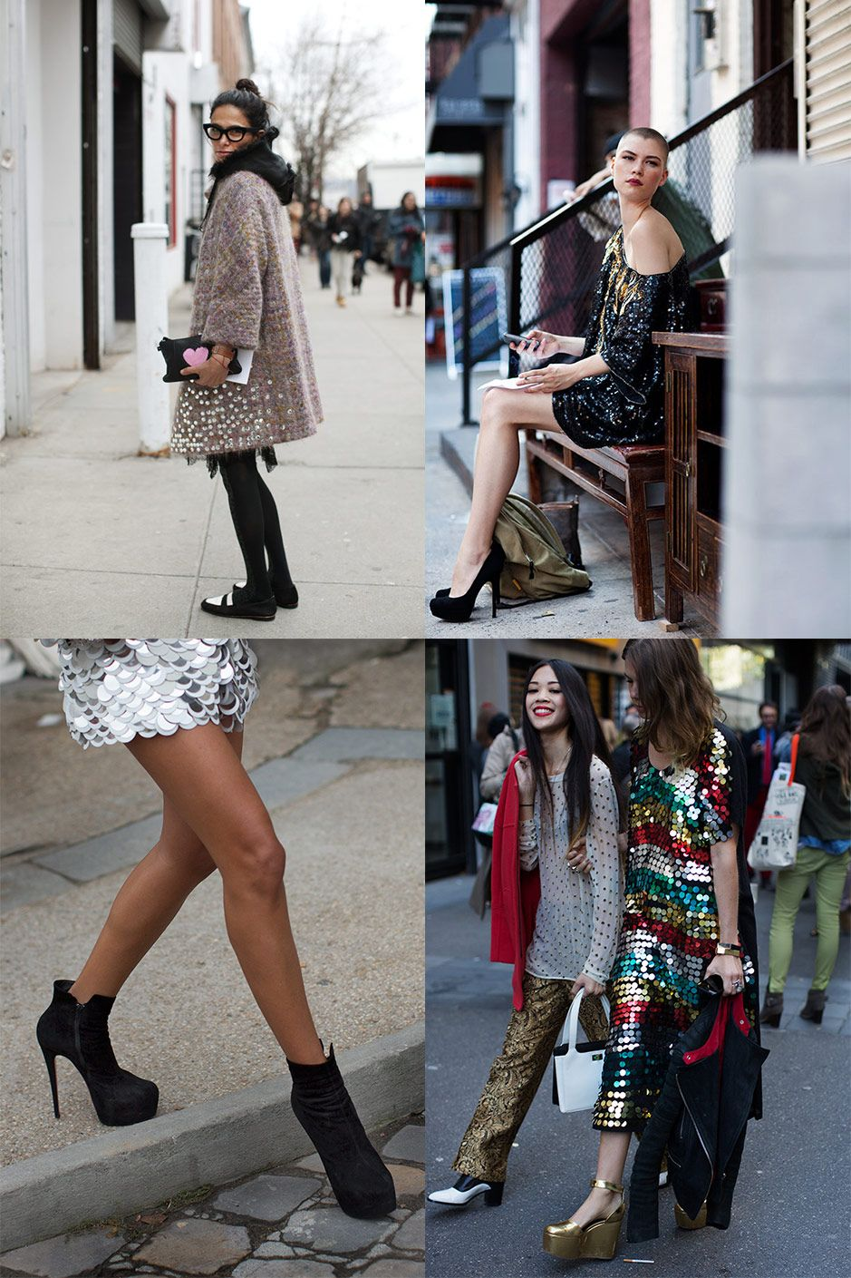 If You're Thinking About…… Day Sequins « The Sartorialist
