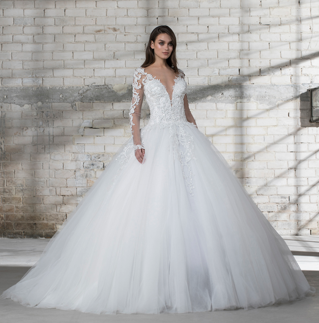 10 LOVE by Pnina Tornai Collection  Kleinfeld Bridal  Most