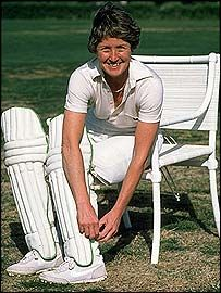 BBC SPORT | Cricket | The first lady of Lord's Rachael