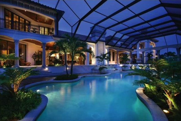 Superbe Mansions U0026 More   Luxury Homes Of The An Entertaineru0027s Dream Home With  Enormous Indoor Pool