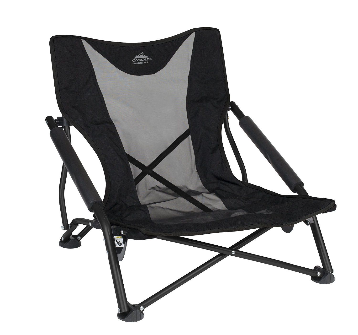 Marvelous Low Profile Outdoor Chairs #10 - Outdoor Chair - Cascade Mountain Tech Lightweight, Compact And Durable Low  Profile Chair U2030Û_