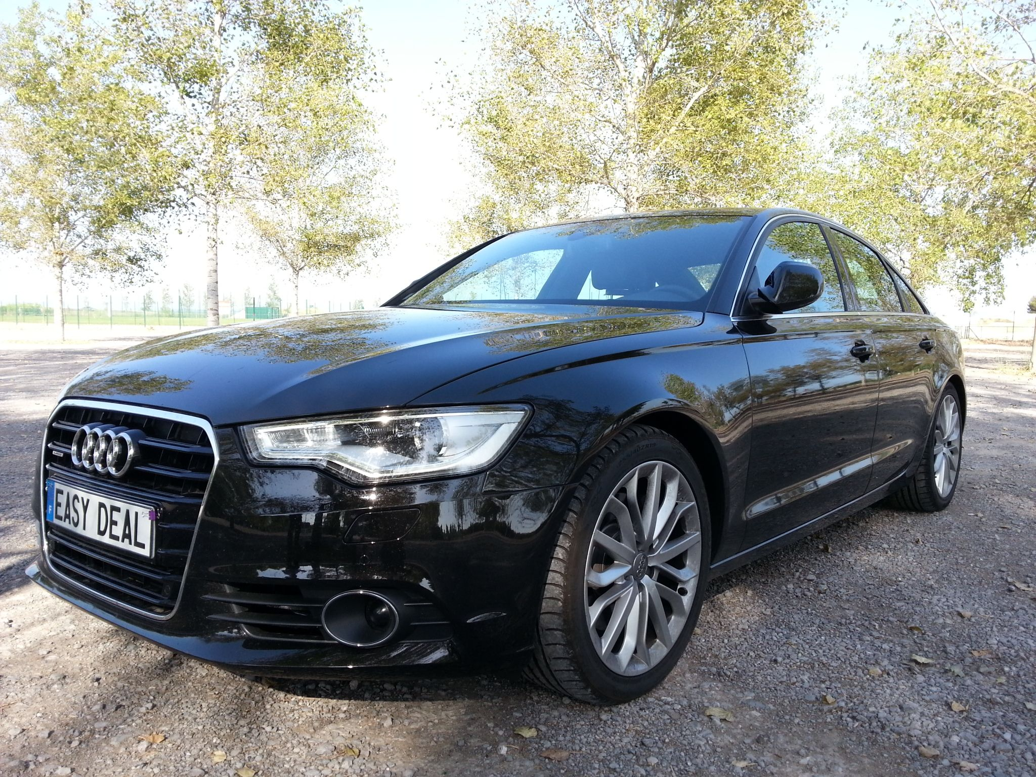 Audi A6 3 0 V6 Tdi Ambition Luxe Quattro S Tronic Audi Voiture