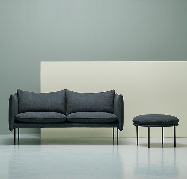 Nordiceye Scandinavian Design נורדיק איי עיצוב סקנדינבי Sleek And Soft Sofa Tiki Fogia Nordicdesign