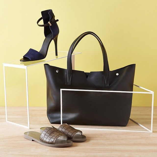 Sleek And Simple And Perfectly @vince By Shopbop