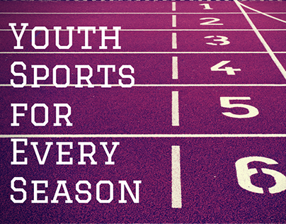 "Check out new work on my @Behance portfolio: ""Youth Sports for Every Season"" http://be.net/gallery/51228283/Youth-Sports-for-Every-Season"