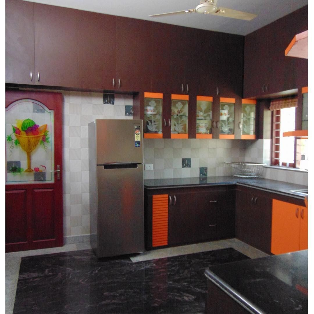 2bhk Modern Low Budget Home Design In Kerala 900 Sq Ft Budget Home Details Modern Low Kitchen Ideas Low Budget Kitchen Room Design Kitchen Ideas On A Budget Uk