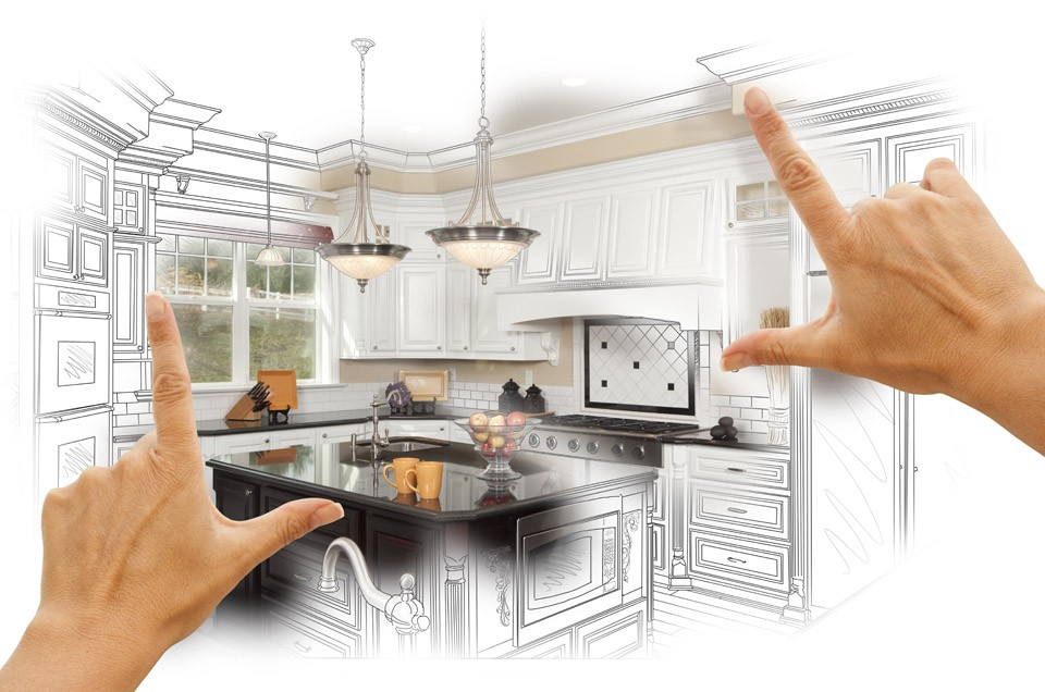 Интериорен дизайн на апартаменти | Kitchen remodel small ...