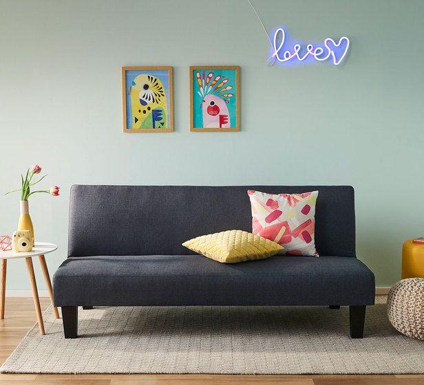 Kip 3 Seater Futon Sofa Beds Futons Sofas Armchairs