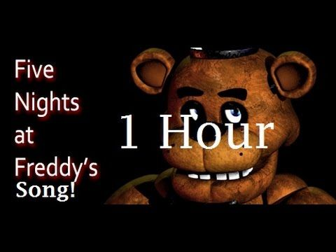 The Living Tombstone - FIVE NIGHTS AT FREDDY'S SONG! 1 HOUR