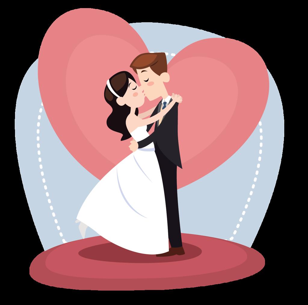 Открытки, открытки свадьба вектор