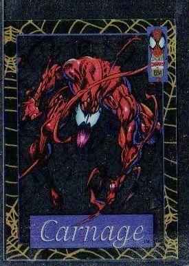 #Marvel cards // #Carnage