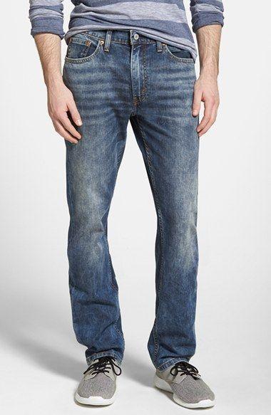 Levi's® '513™' Slim Straight Leg Jeans (Atom) | Nordstrom
