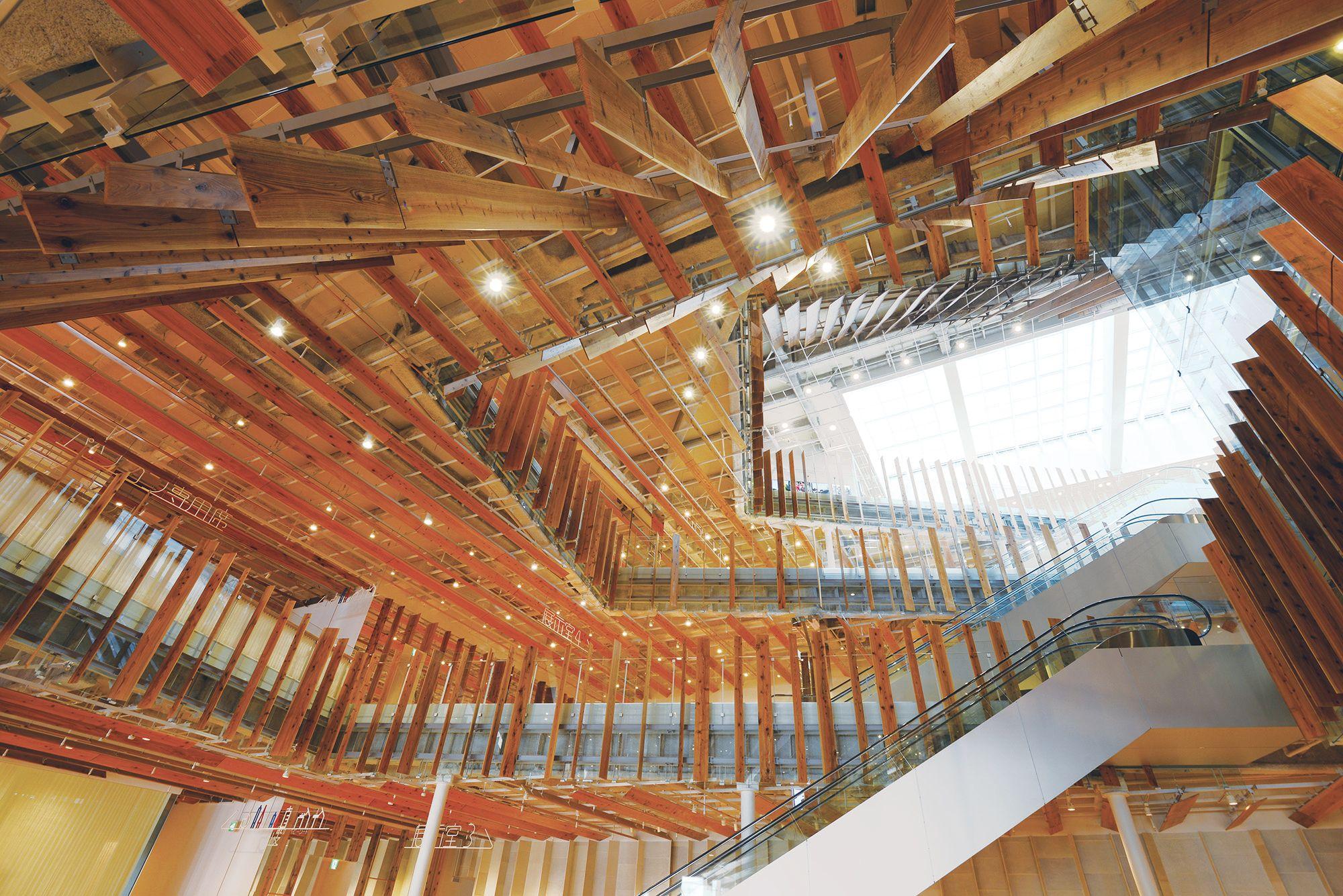 富山市ガラス美術館 キラリ | 気になる建築 | Pinterest