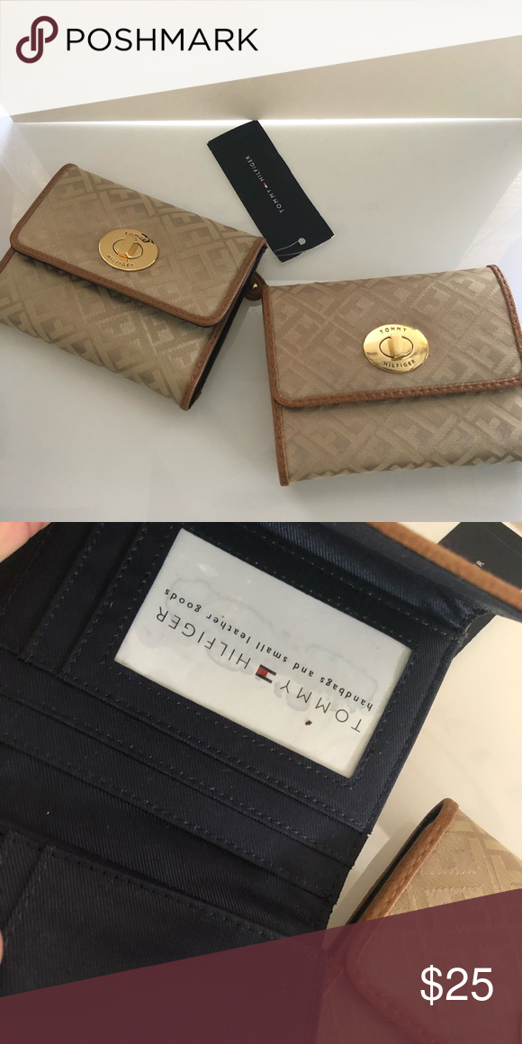 0e11ddfa82 new women tommy hilfiger wallet new 1 only Tommy Hilfiger Accessories