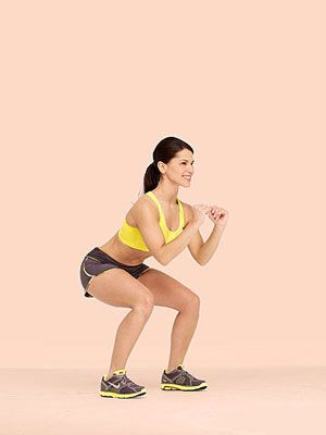 Burn, Baby, Burn: Power-Sculpting Workout