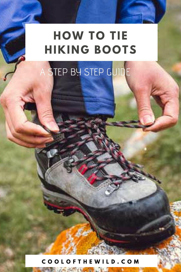 How to Tie Hiking Boots for the Perfect