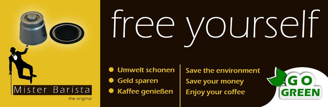 "http://www.wiederbefuellbare-kaffeekapsel.at ""Wiederbefüllbare Kaffeekapsel "" - ""refillable coffee capsules"" #webdesign #onlineshops #grafikdesign #socialmedia #medialogisch"