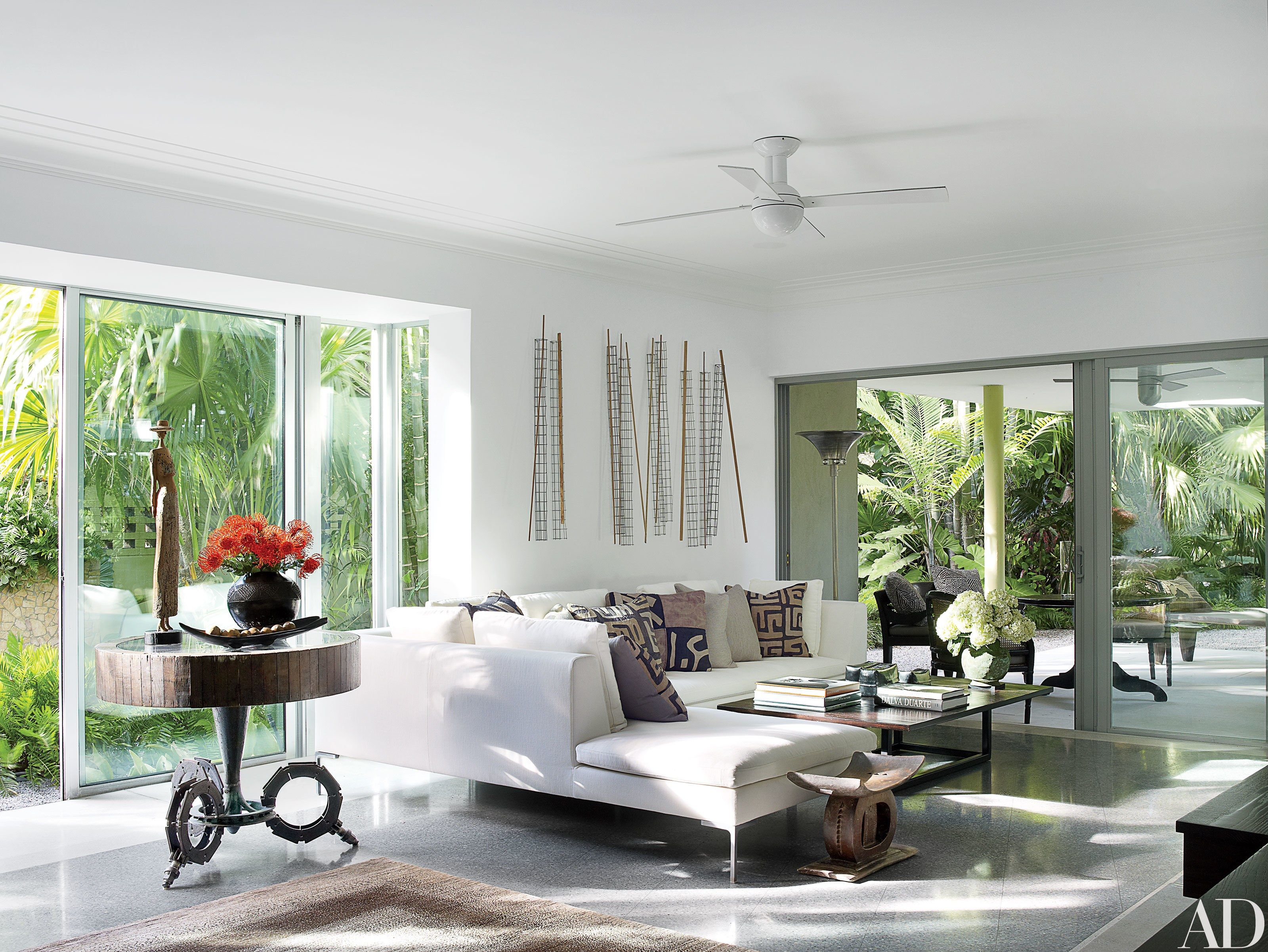 13 White Living Rooms | Pinterest | Architectural digest, Living ...