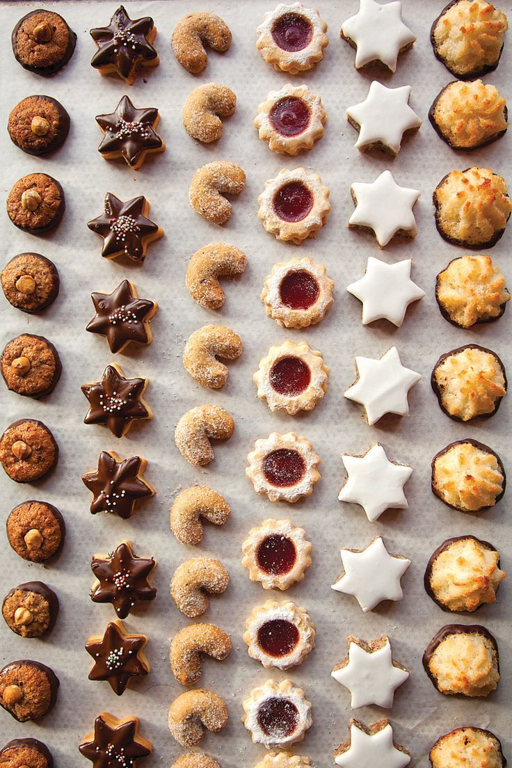 Weihnachtsgebäck - einfache Rezepte für ein schnelles und ...