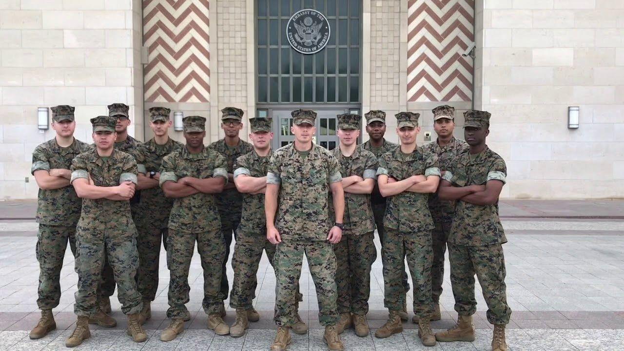Happy Birthday, United States Marine Corps! Marine corps