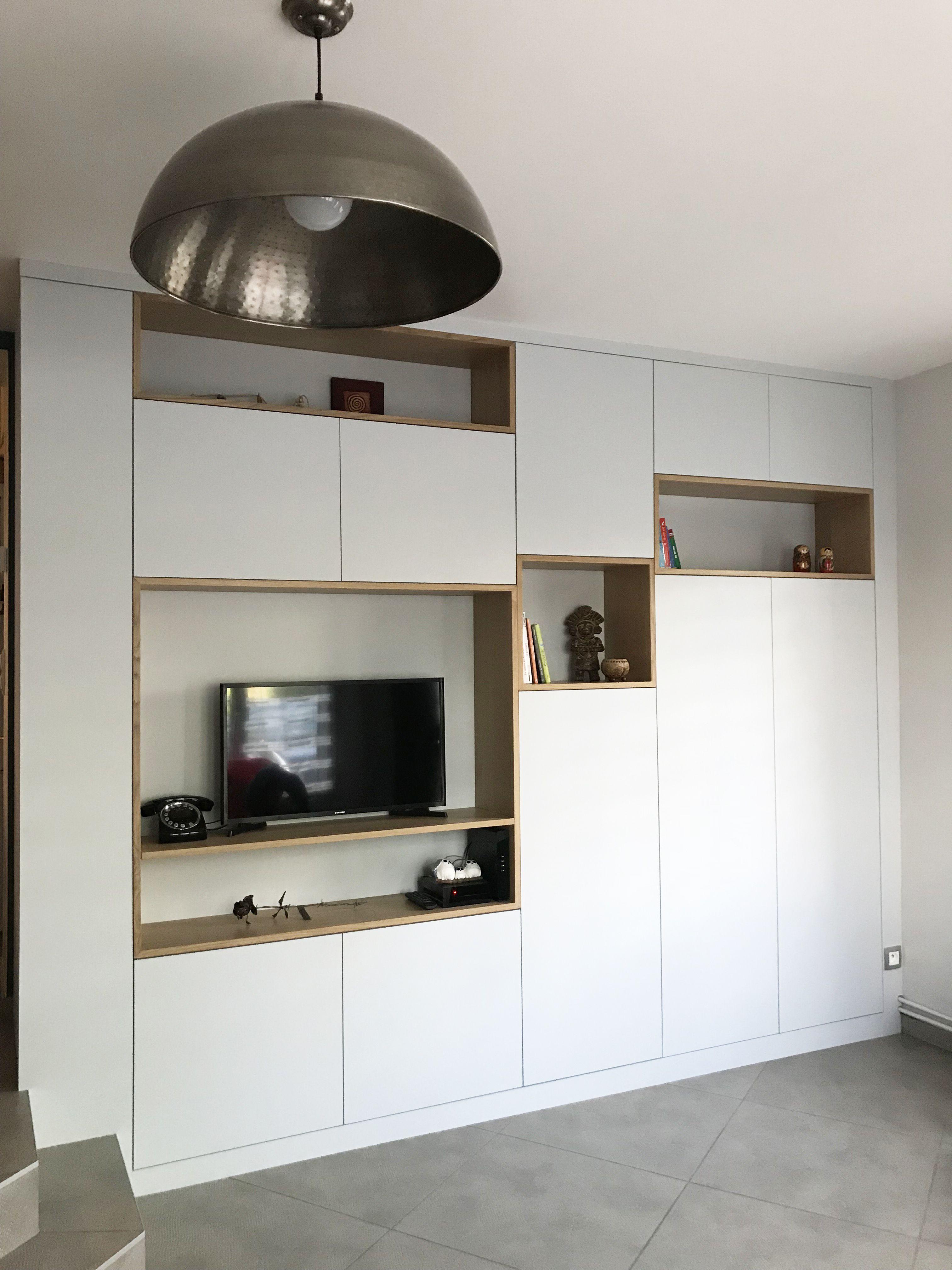 meuble tv rangement meuble penderie