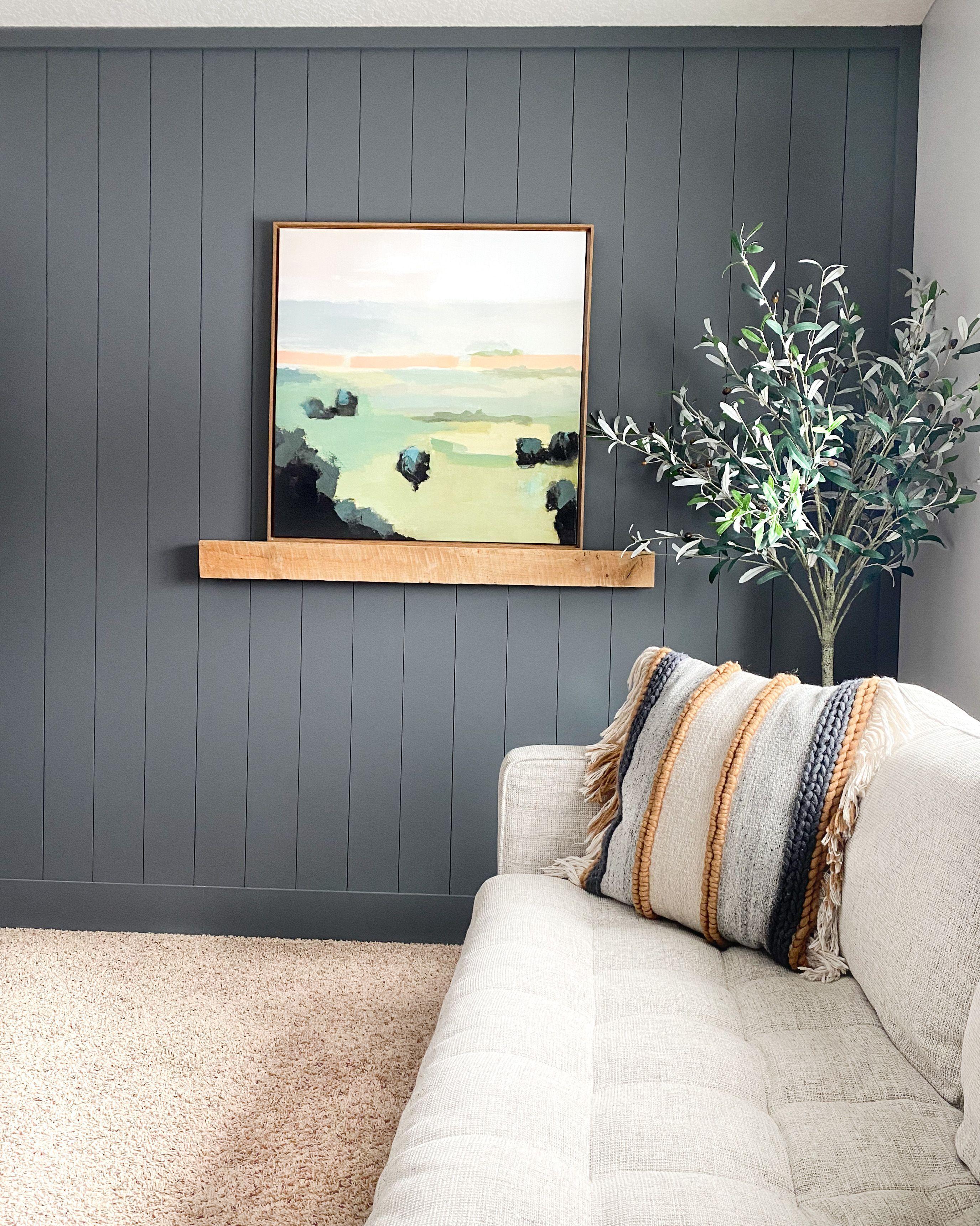 Vertical Shiplap Shiplap Accent Wall Shiplap Living Room Accent Walls In Living Room Shiplap walls in living room