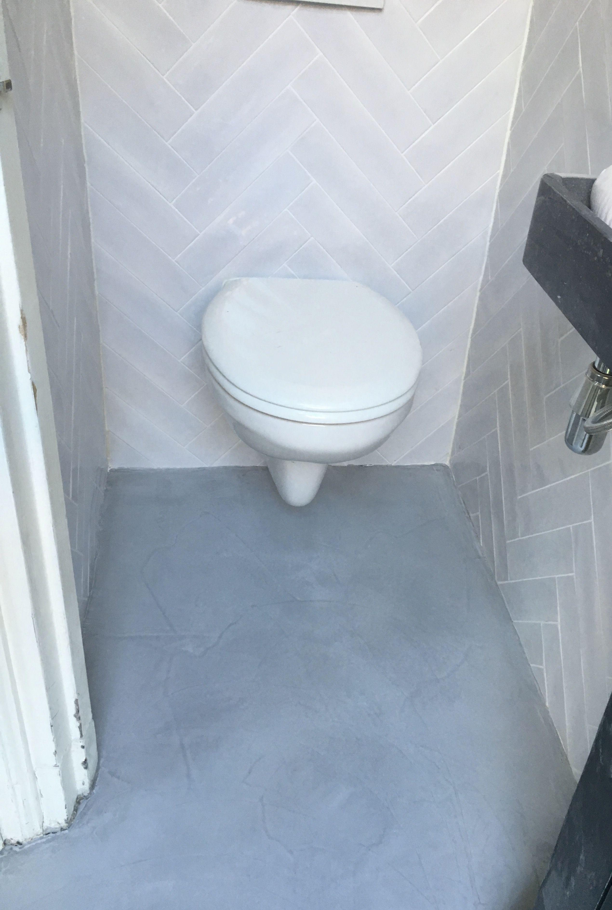 woonbeton berkersvloeren badkamer ideeà n pinterest
