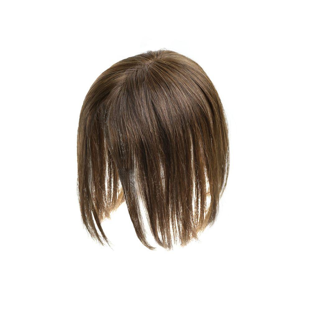 Monofilament Clip In Human Hair Women S Topper Mzp13 02