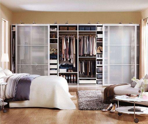 Ikea y sus armarios pax tu ropa bien ordenada cuartos - Interior de armarios ikea ...
