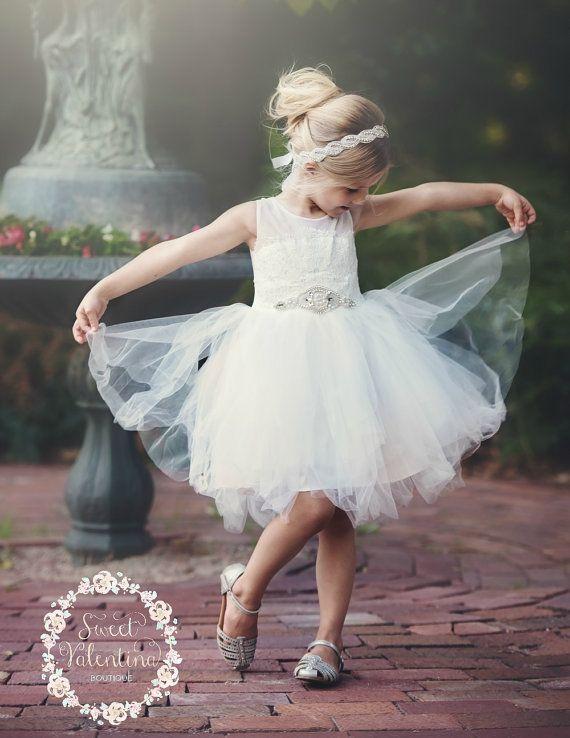 Susses Tutu Fur Blumenmadchen Von Sweet Valentina Inspirationen