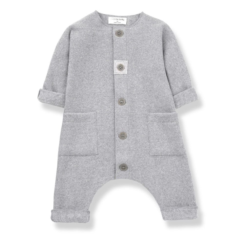 Kilian Romper 1+ IN THE FAMILY Baby- A large selection of Fashion on  Smallable b005cfc79
