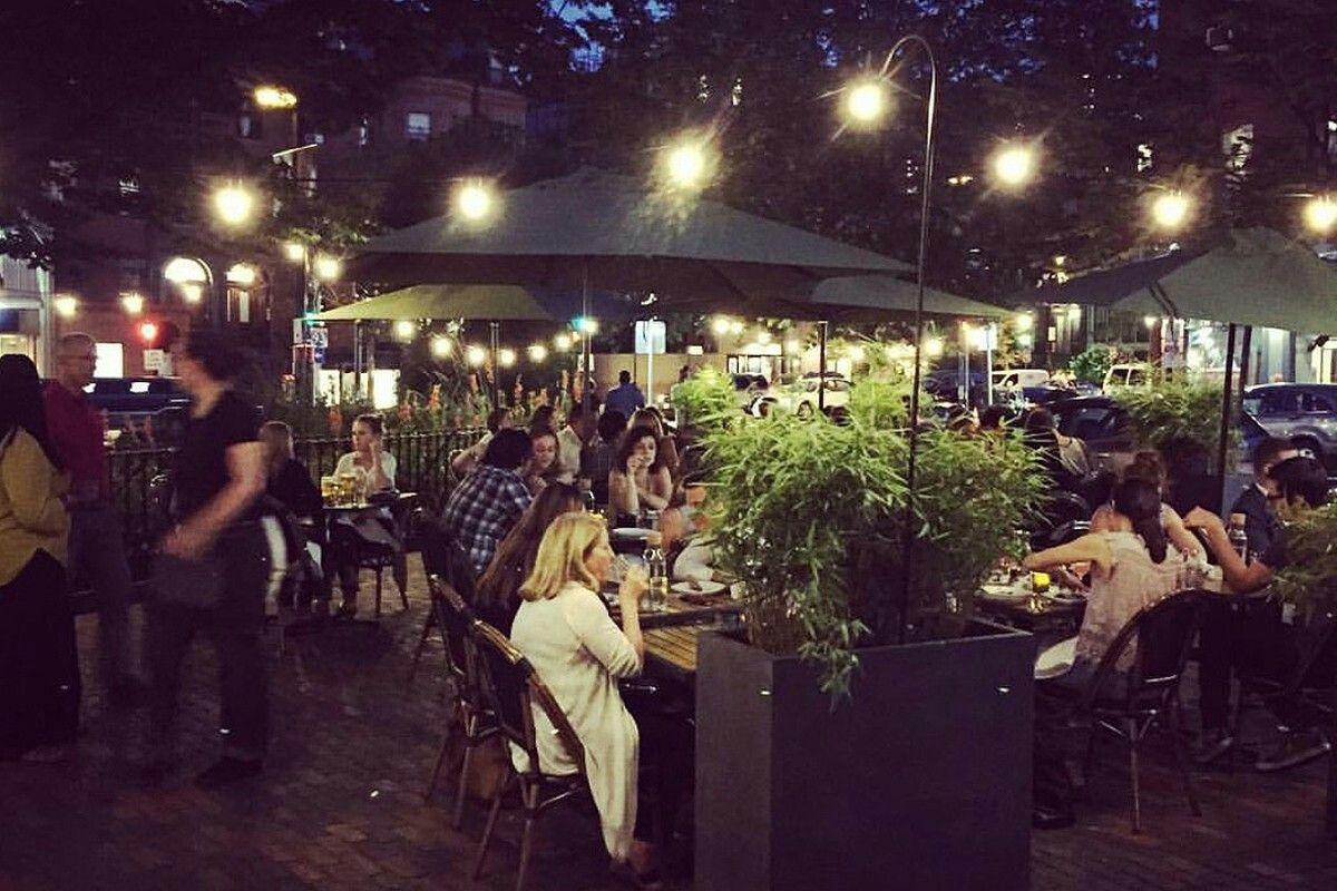 Banyan Bar And Refuge Outdoor Dining Outdoor Boston Restaurants