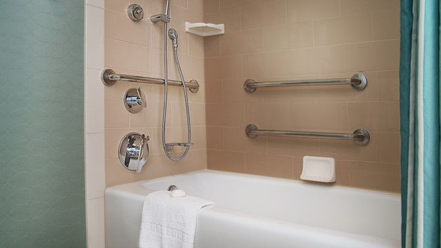 1-Bedroom Suite - Wheelchair accessible/tub/hearing accessible ...